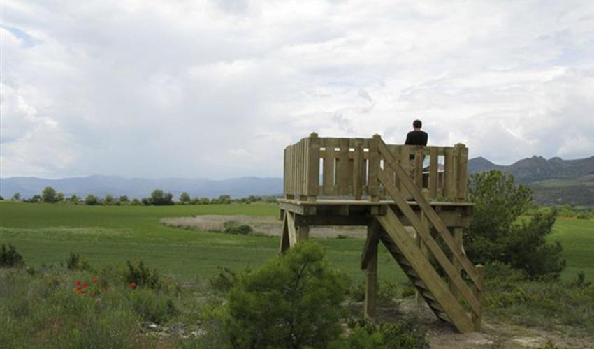 Mirador parque natural del pirineo fustes palle sa for Mirador del pirineo